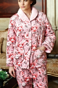 Christmas Gift cotton pajamas women